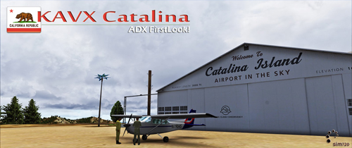 Sim720 Catalina | By D'Andre Newman