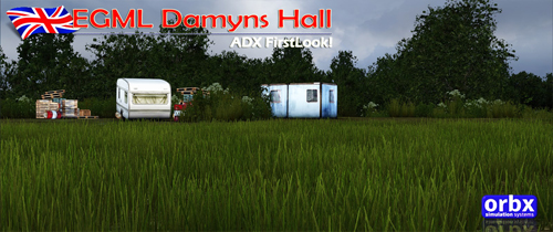 Orbx Damyns Hall | By D'Andre Newman