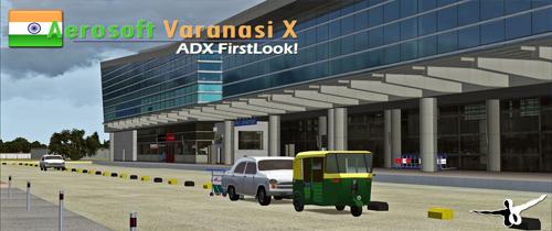 Aerosoft Varanasi X | By D'Andre Newman