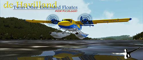 Aerosoft Twotter Floats | By D'Andre Newman