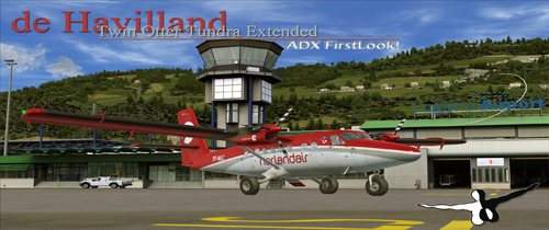 Aerosoft Twotter Tundra | By D'Andre Newman
