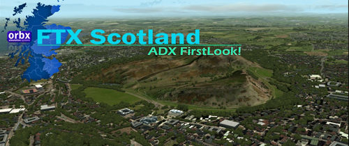 Orbx FTX Scotland | By D'Andre Newman