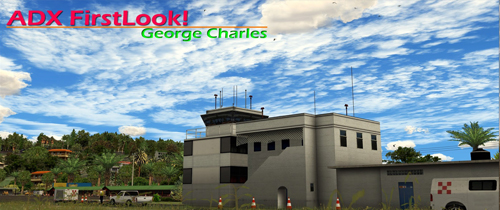 Taxi2Gate George Charles | By D'Andre Newman