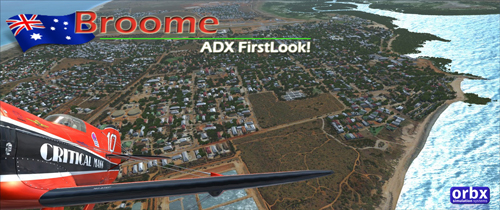 Orbx Broome | By Mark Hrycenko
