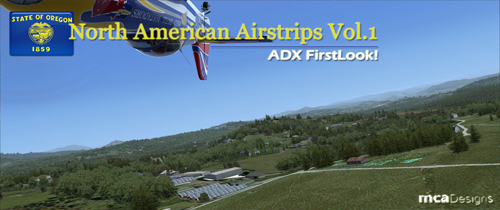 MCA Designs NA Airstrips Vol.1 | By Mark Hrycenko