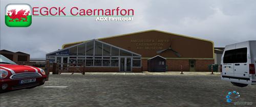 Sim720 Caernarfon | By D'Andre Newman