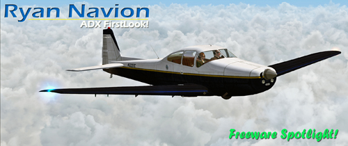 Robin Navion Freeware |  By D'Andre Newman