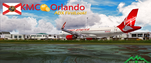 Taxi2Gate Orlando| By D'Andre Newman
