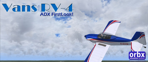 Orbx Vans RV7 | By D'Andre Newman