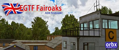 Orbx Fairoaks | By D'Andre Newman