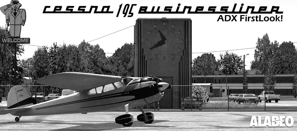 Alabeo C195 Businessliner | By E.K. Hoffen