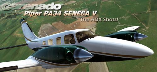 Our Latest Aircraft Review:Carenado PA34 Seneca V!