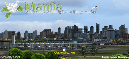 Our Latest Scenery Review: PacSim Manila!