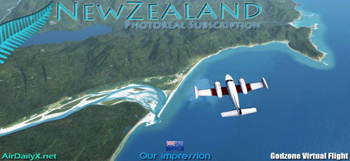 Our latest Scenery Review: Godzone Photo Subscription NZ