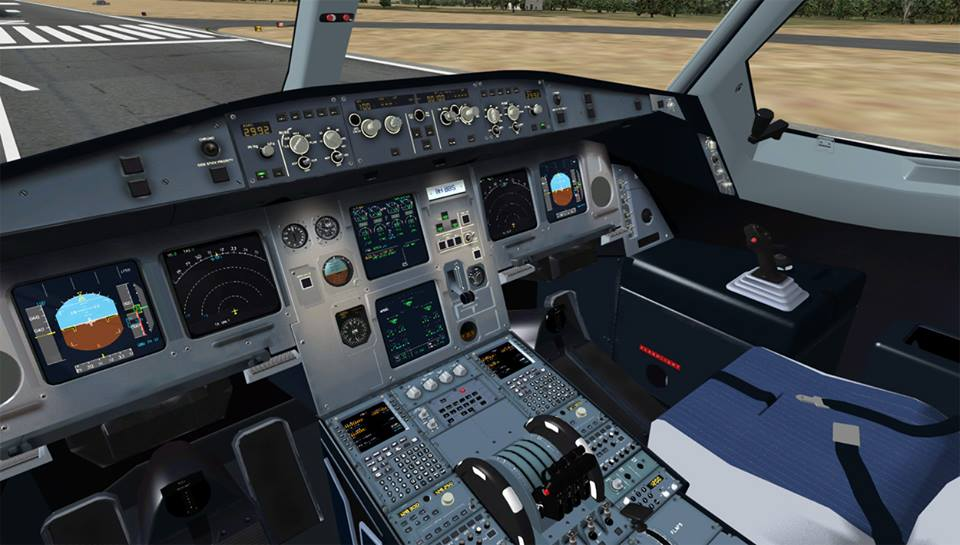 JARD A340 Free Beta 0.5 for X-Plane 11