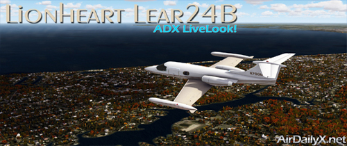 Lionheart Lear24B | By D'Andre Newman