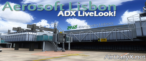 Aerosoft Lisbon | By D'Andre Newman