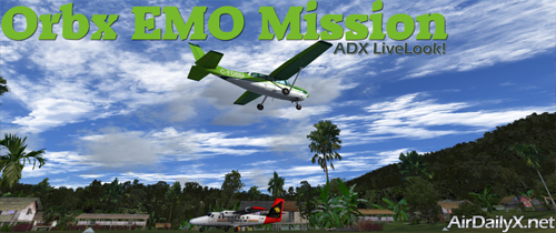 Orbx EMO Mission | By D'Andre Newman