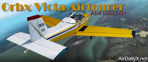 orbx victa airtourer | by d'andre newman