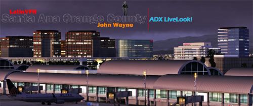 LatinVFR John Wayne | By D'Andre Newman