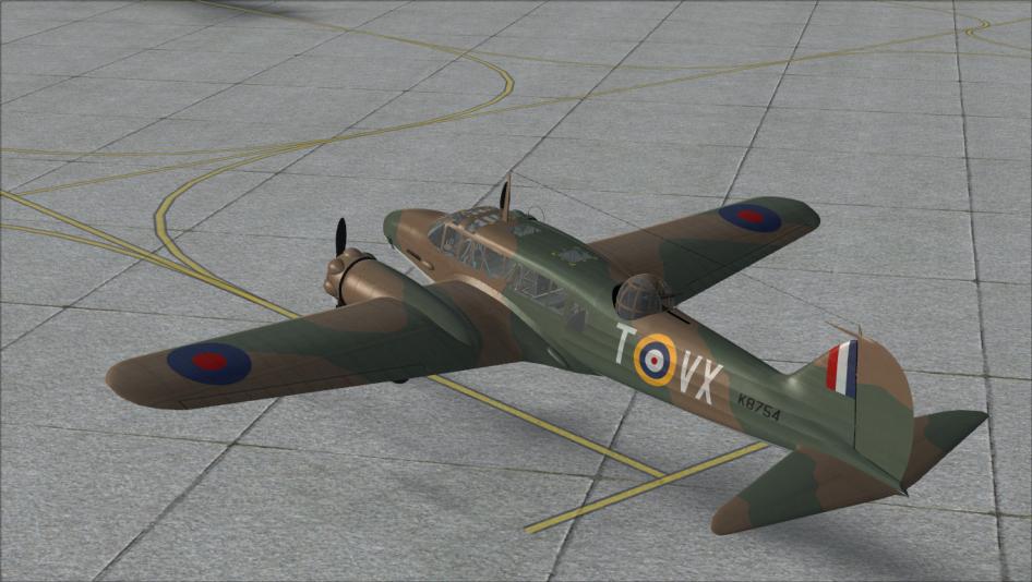 RAF camouflage
