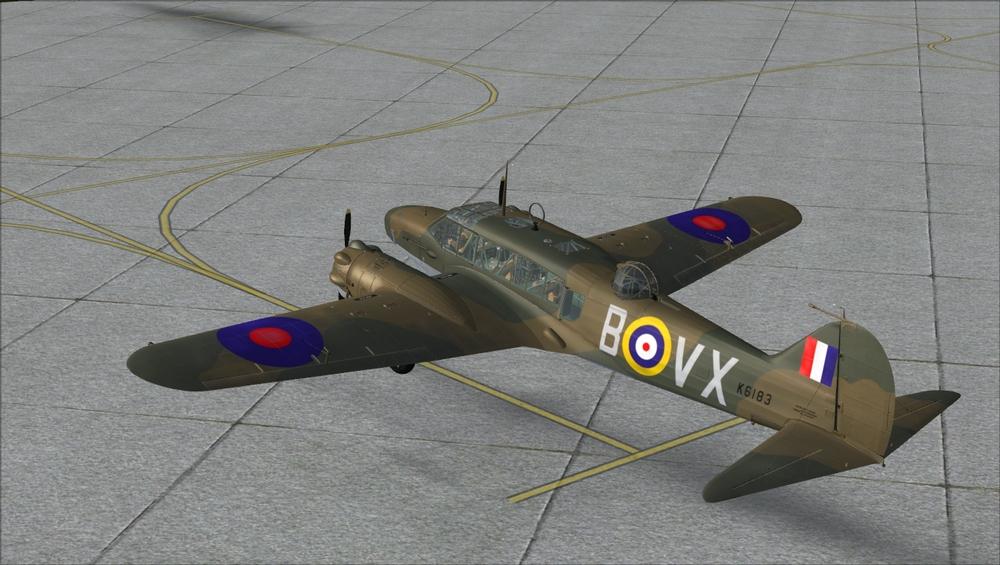 RAF Camouflage GR.1