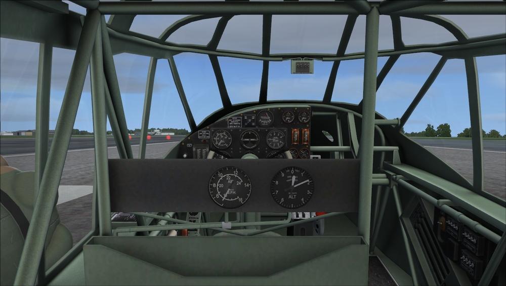 A2A – Navigator's position