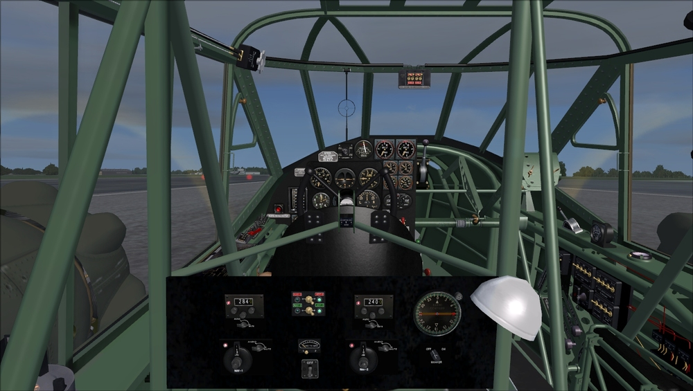 FSAddon – Navigator's position