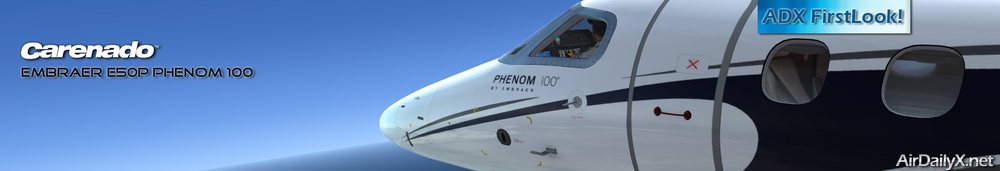 CARENADO PHENOM  100 | BY E.K. HOFFEN
