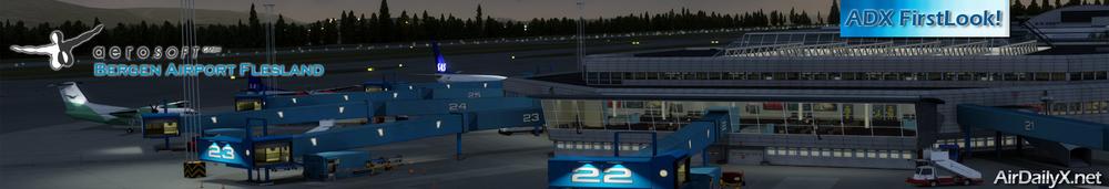 AEROSOFT BERGEN FLESLAND  | COMING SOON!