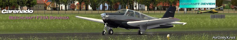 CARENADO F33A BONANZA |BY D'ANDRE NEWMAN