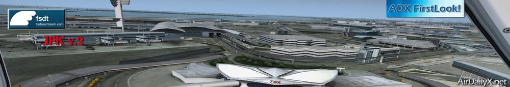 FSDT JFK V2 | BY MARK HRYCENKO