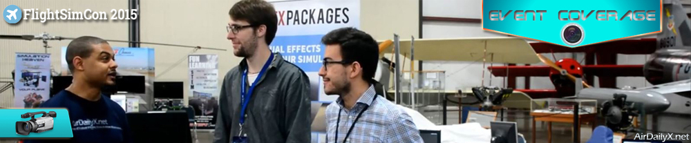 EVENT COVERAGE INTERVIEW: fsfx packages