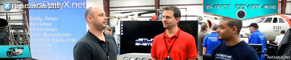 EVENT COVERAGE INTERVIEW: Greg sanderson / ken mcelheran - jetline systems