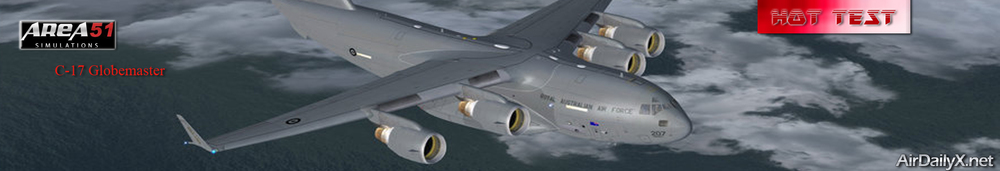 Aera 51 simulations C-17 | By Dom mason