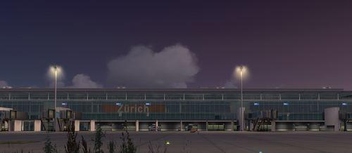Aerosoft Zurich v2 Nights  — airdailyx