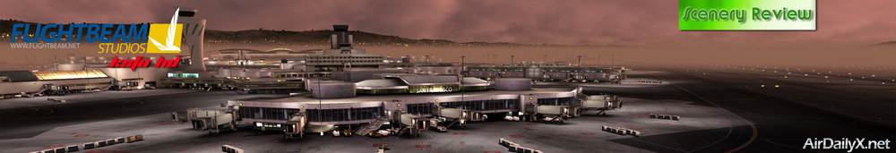 flightbeam ksfo hd | by d'andre newman  (COMING SOON)