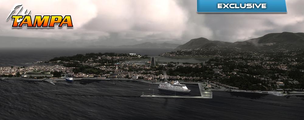 FlyTampa Announces Corfu!