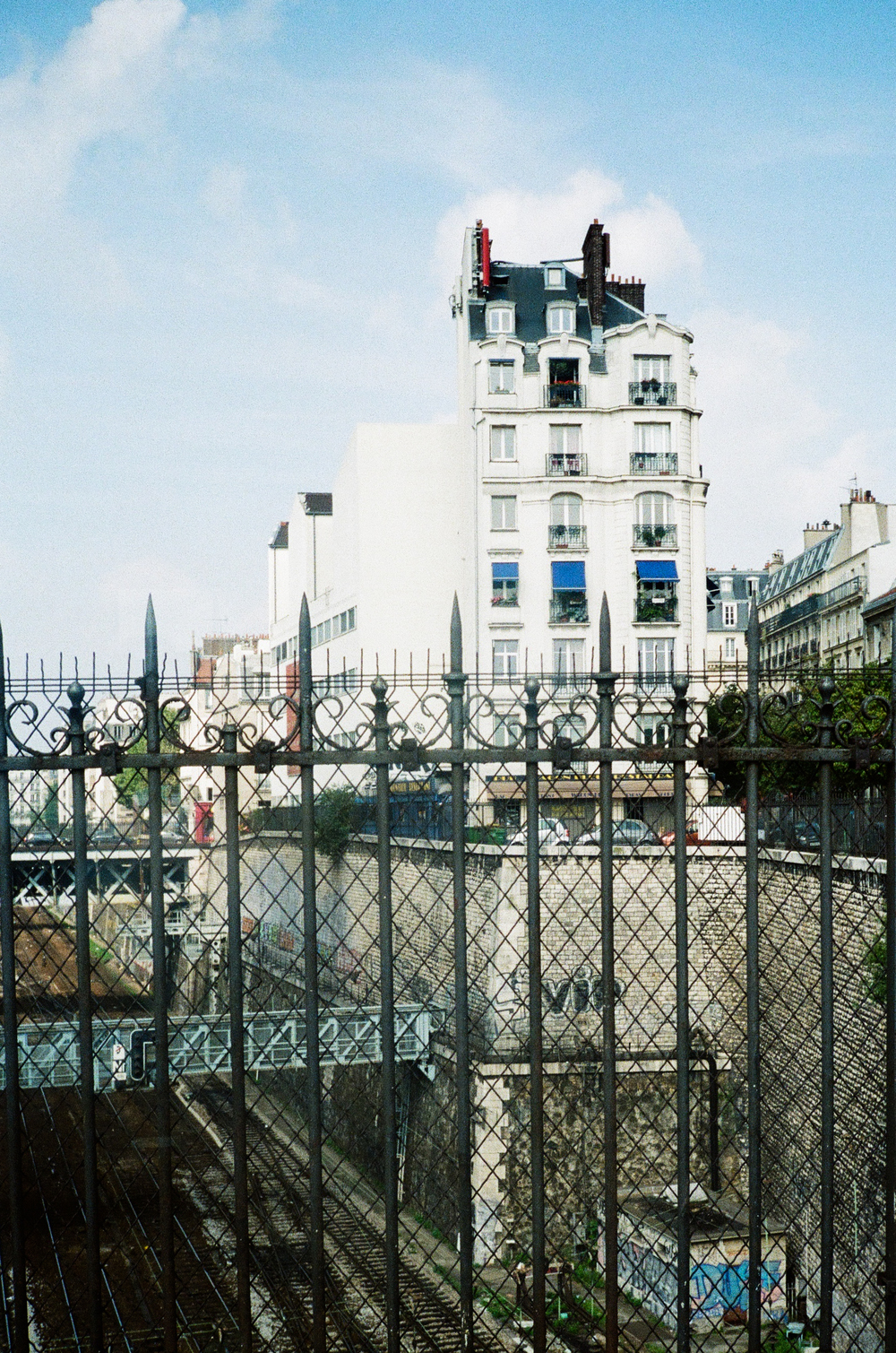Untitled, Paris, 2014