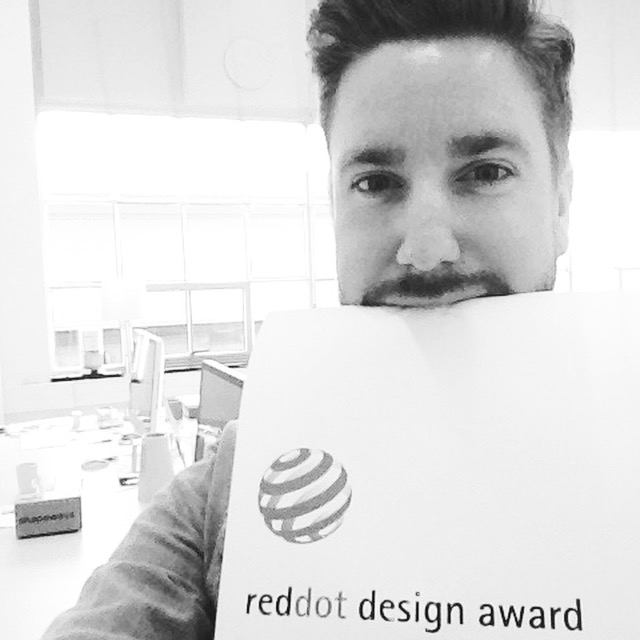 reddot award winner result