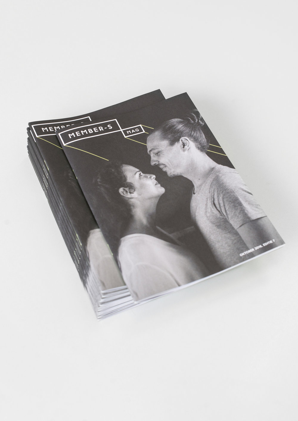 Member-S Eindhoven magazine nummer zeven