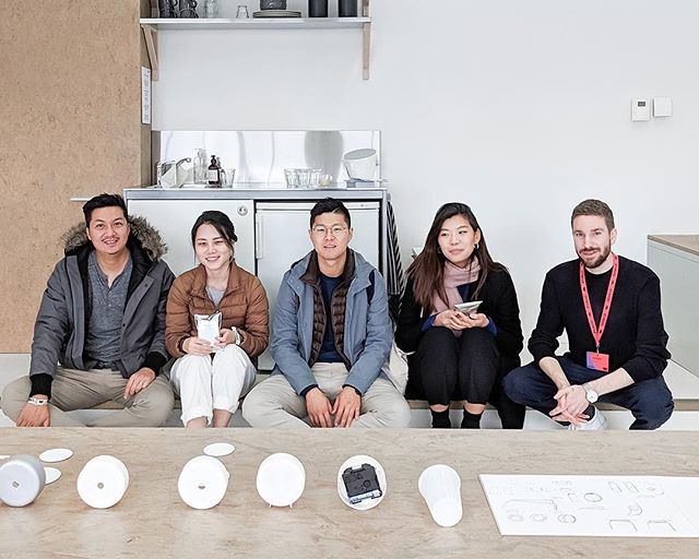 Lovely to meet so many kind and enthusiastic people during #ddw18 like this fantastic #google design team, I am still feeling blessed thinking back at Dutch Design Week 2018.
