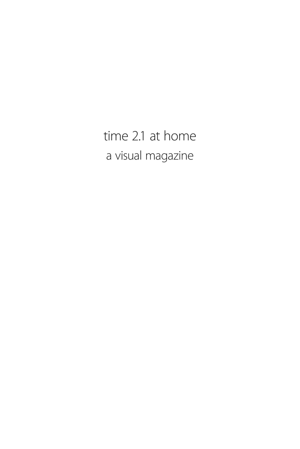 Cover NEWTIME time 21 home.png