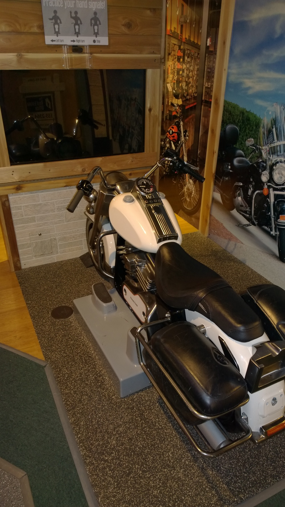 Exterior Cop Bike - BBCM