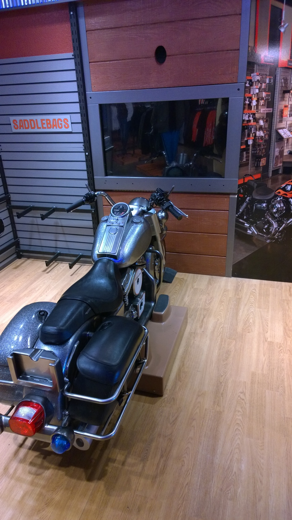 Interior Bike - BBCM