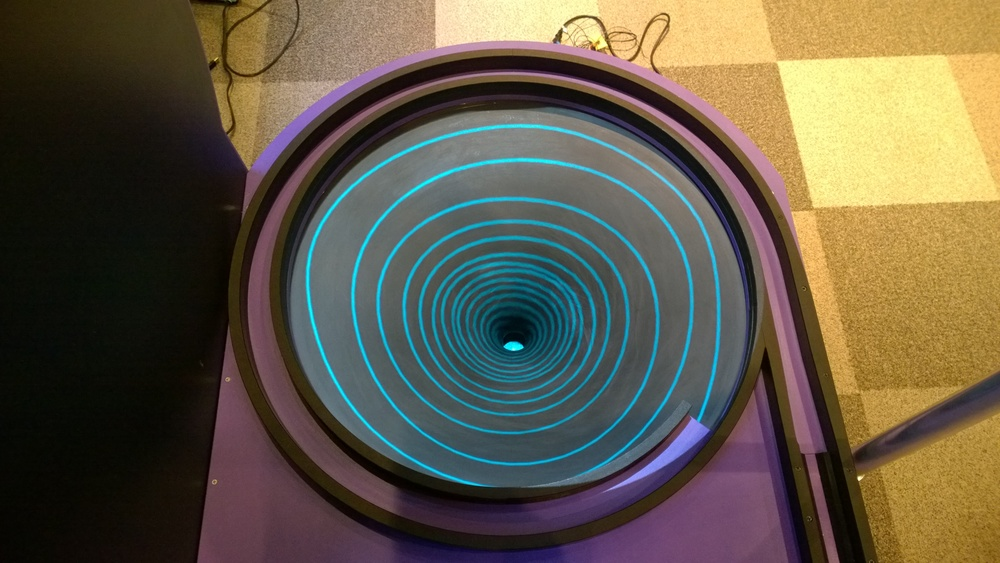 Velocity Dish - Tracking