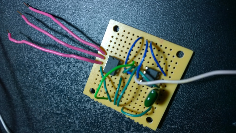 SPI TTL Circuit