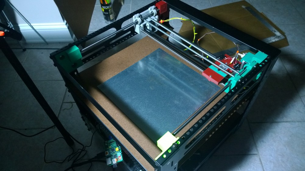 Cutting Platform