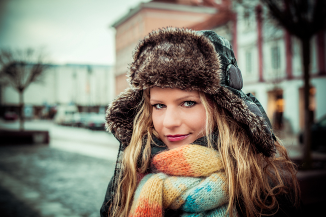 Winter 2012 - Vilnius Lithuania Photographer: Kamal Mostofi