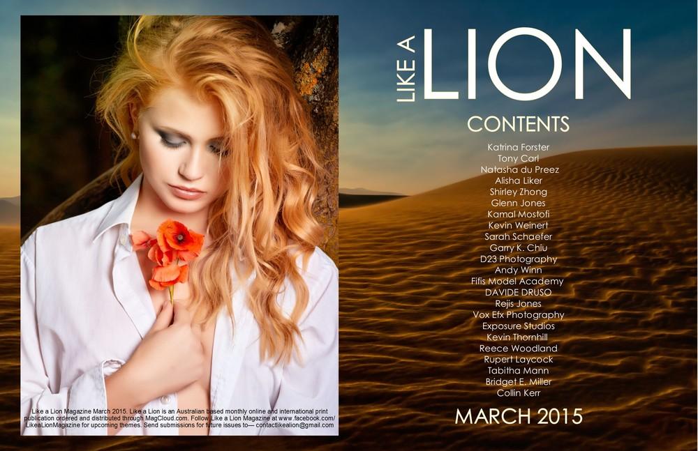 March 2015 Book 3 Contents-Kamal Mostofi Magazine.jpg